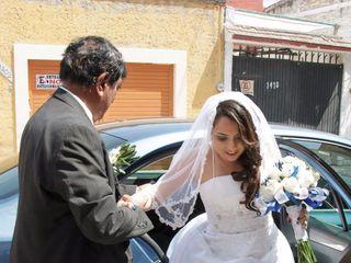 La boda de Mayra   y Juan Francisco 1