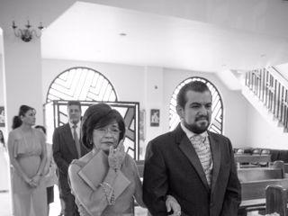 La boda de Mayra   y Juan Francisco 2