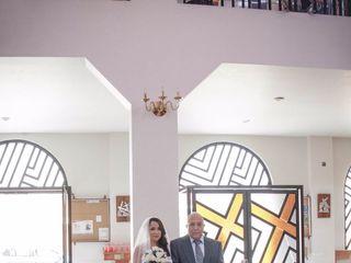 La boda de Mayra   y Juan Francisco 3