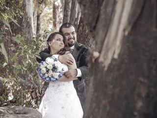 La boda de Mayra   y Juan Francisco