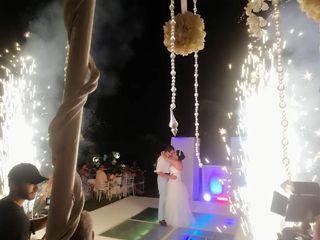 La boda de Gustavo y Abril 2