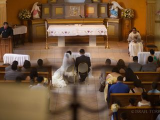 La boda de Georgina y David 2
