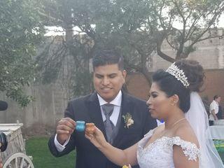 La boda de Mayra y Dario 1