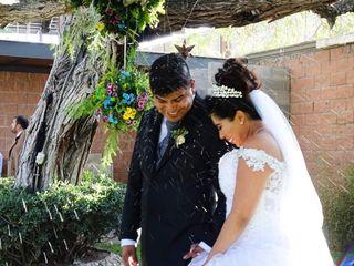 La boda de Mayra y Dario 2