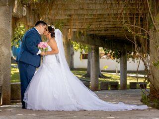 La boda de Rene y Amairani