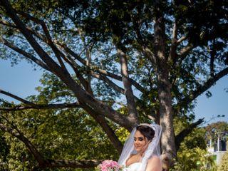 La boda de Rene y Amairani 3