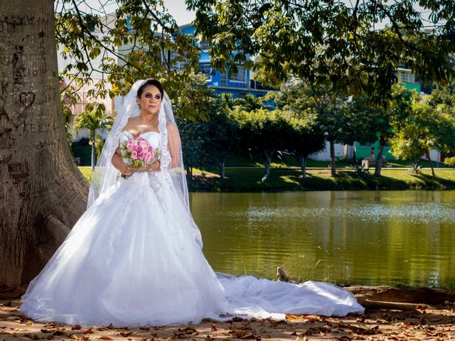 La boda de Amairani y Rene en Villahermosa, Tabasco 2