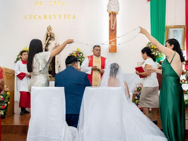 La boda de Amairani y Rene en Villahermosa, Tabasco 10