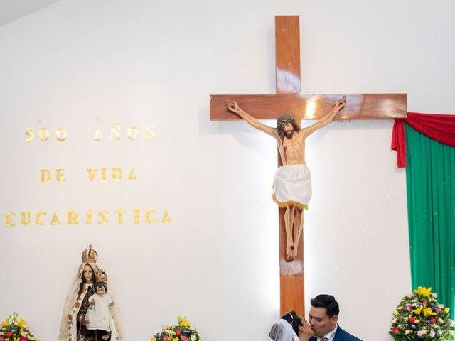 La boda de Amairani y Rene en Villahermosa, Tabasco 14
