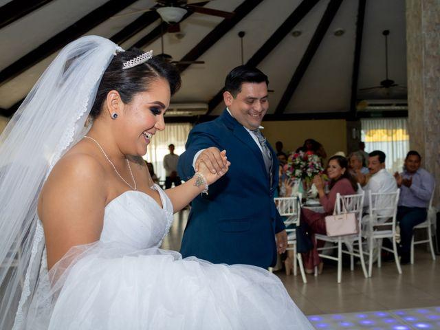 La boda de Amairani y Rene en Villahermosa, Tabasco 18