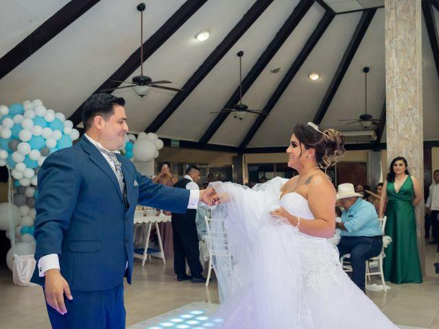 La boda de Amairani y Rene en Villahermosa, Tabasco 19
