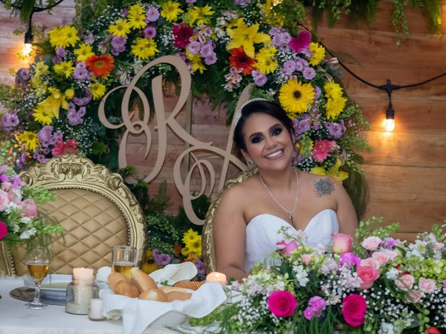 La boda de Amairani y Rene en Villahermosa, Tabasco 21