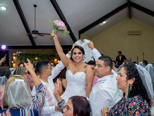 La boda de Amairani y Rene en Villahermosa, Tabasco 25