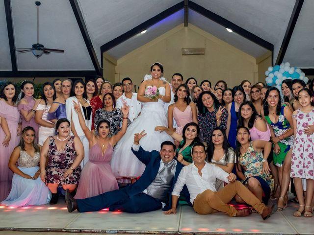 La boda de Amairani y Rene en Villahermosa, Tabasco 26