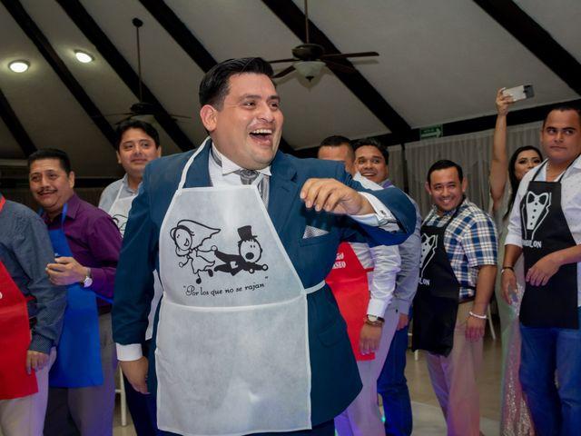 La boda de Amairani y Rene en Villahermosa, Tabasco 27