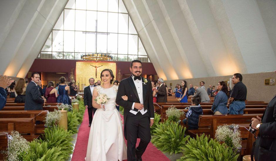 La boda de Roberto y Paola en Zapopan, Jalisco