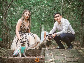 La boda de Luis Angel y Alejandra