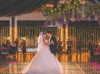La boda de Adriana y Erick