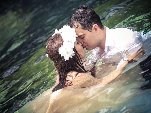 La boda de Lorena y Emmanuel
