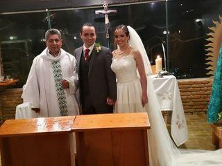 La boda de Linet y Ricardo