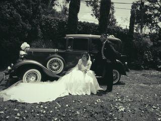 La boda de Yomara y Rolando