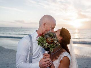 La boda de Stephanie y Anthony