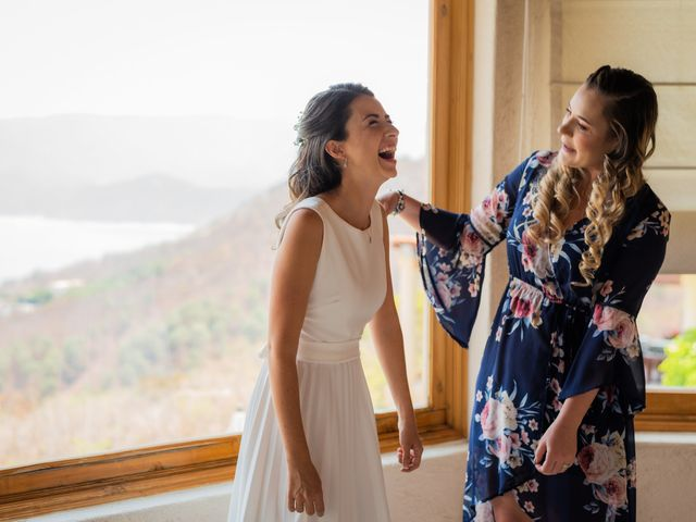 La boda de Alan y Ana Sofia en Valle de Bravo, Estado México 20