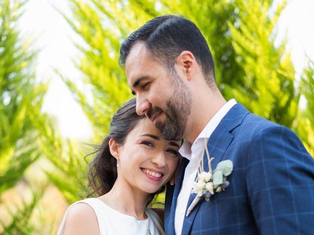 La boda de Alan y Ana Sofia en Valle de Bravo, Estado México 26