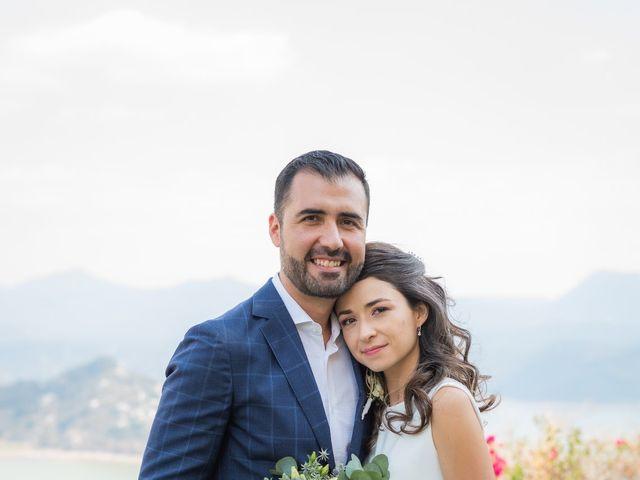 La boda de Alan y Ana Sofia en Valle de Bravo, Estado México 33