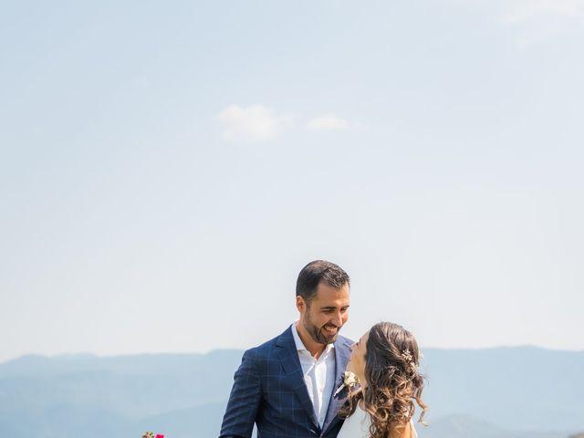La boda de Alan y Ana Sofia en Valle de Bravo, Estado México 34