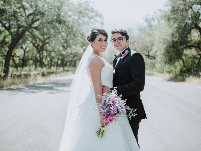 La boda de Edna y Sergio