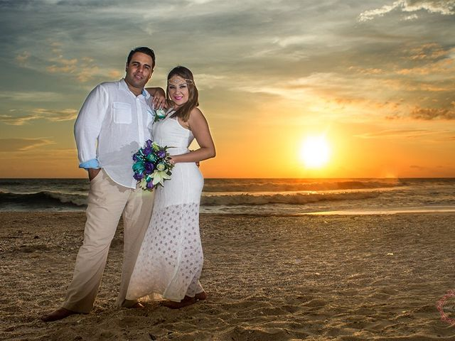 La boda de Keren y Héctor