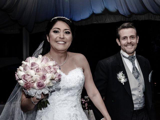 La boda de Georgina y Eduardo