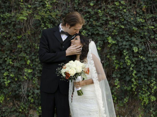 La boda de Liliana y León
