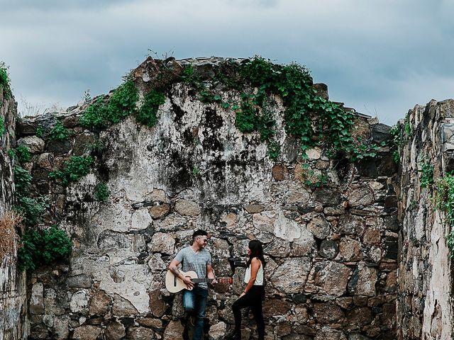 La boda de David y Gaby en Tlaquepaque, Jalisco 10