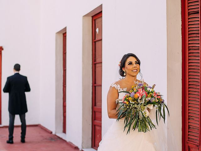 La boda de David y Gaby en Tlaquepaque, Jalisco 39