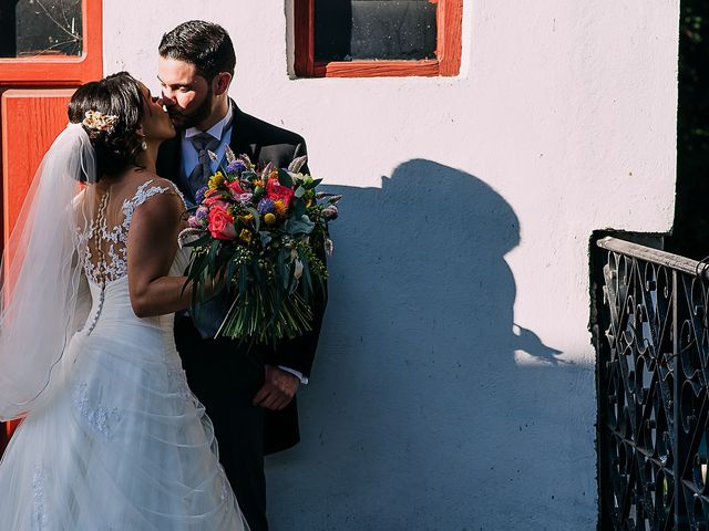 La boda de David y Gaby en Tlaquepaque, Jalisco 43