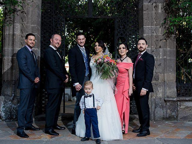 La boda de David y Gaby en Tlaquepaque, Jalisco 53