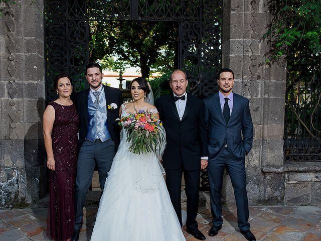 La boda de David y Gaby en Tlaquepaque, Jalisco 54