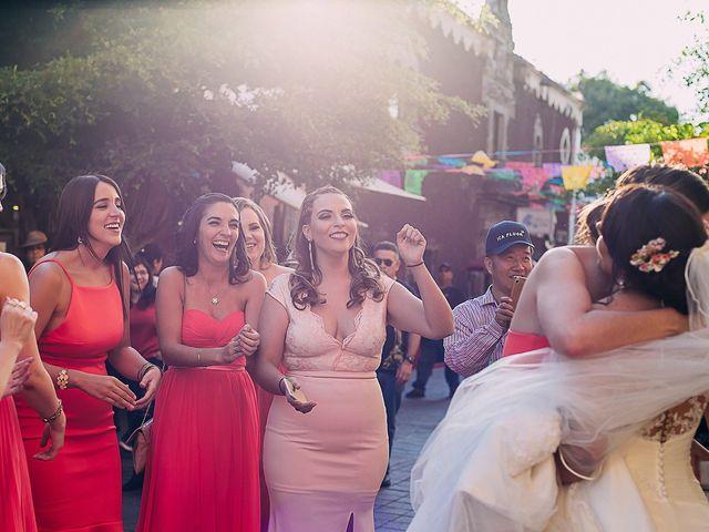 La boda de David y Gaby en Tlaquepaque, Jalisco 55
