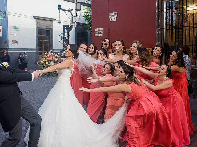 La boda de David y Gaby en Tlaquepaque, Jalisco 56