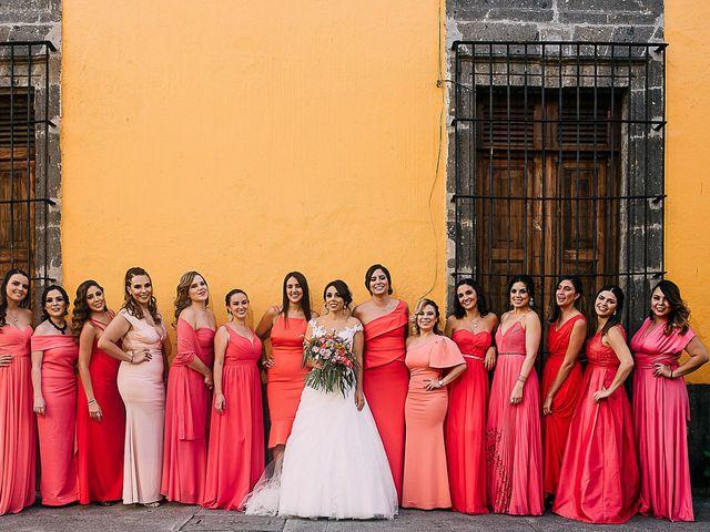 La boda de David y Gaby en Tlaquepaque, Jalisco 57