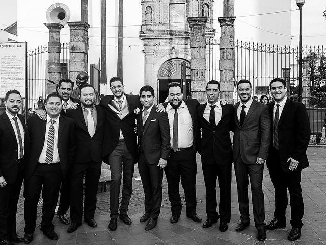 La boda de David y Gaby en Tlaquepaque, Jalisco 58