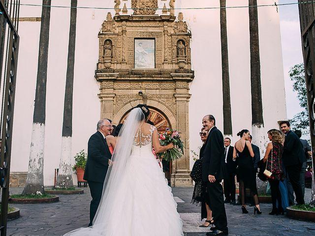 La boda de David y Gaby en Tlaquepaque, Jalisco 61