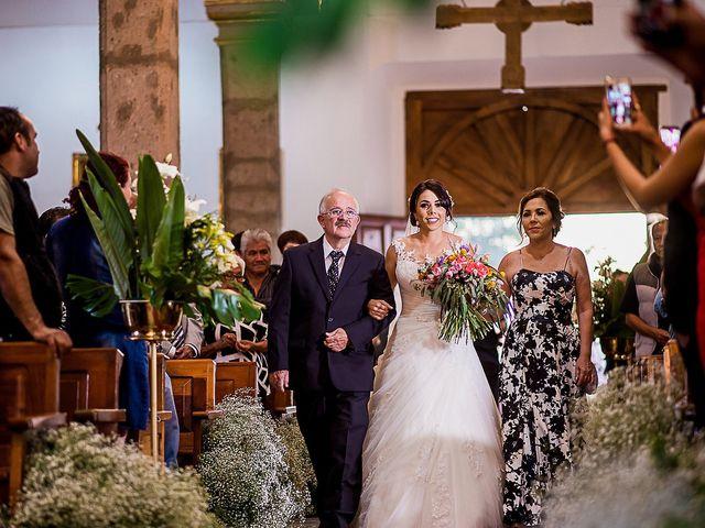 La boda de David y Gaby en Tlaquepaque, Jalisco 64