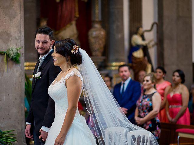 La boda de David y Gaby en Tlaquepaque, Jalisco 65