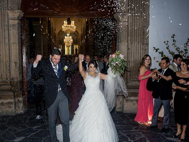 La boda de David y Gaby en Tlaquepaque, Jalisco 73