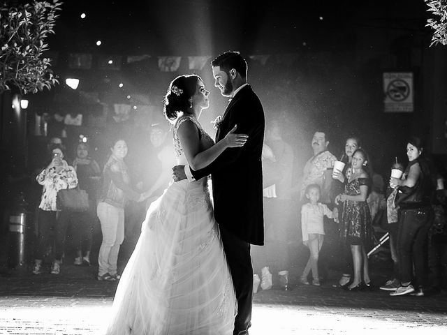 La boda de David y Gaby en Tlaquepaque, Jalisco 78