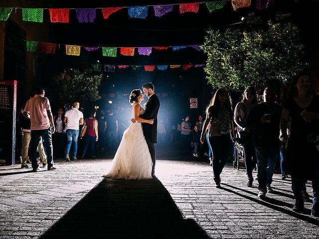 La boda de David y Gaby en Tlaquepaque, Jalisco 79