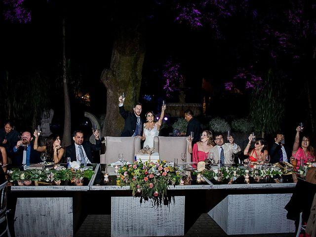La boda de David y Gaby en Tlaquepaque, Jalisco 82